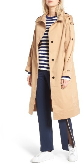 Kuho - Oversized Trench Coat