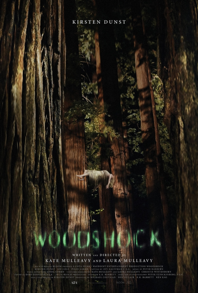 Watch the trailer for Woodshock by the Rodarte sisters starring Kirssten Dunst