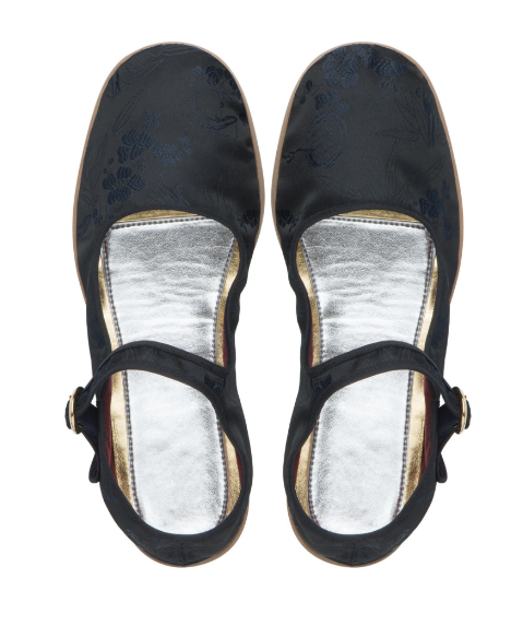 - MARY JANE BALLET PUMPS