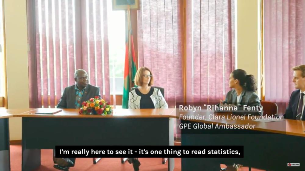 Watch Rihanna's Documentary on Education in Malawi