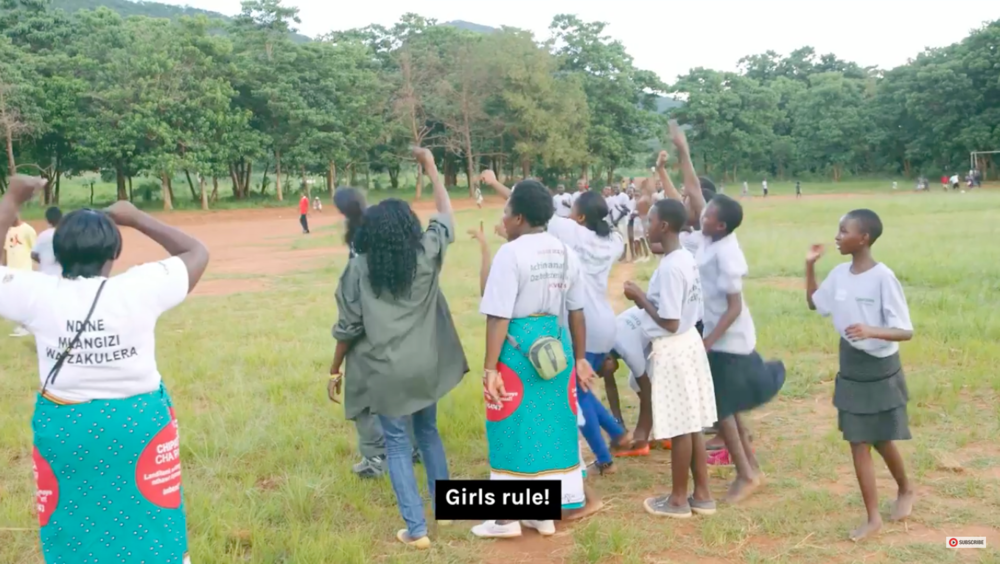 Watch Rihanna's documentary on education in Malawi ..via DNAMAG
