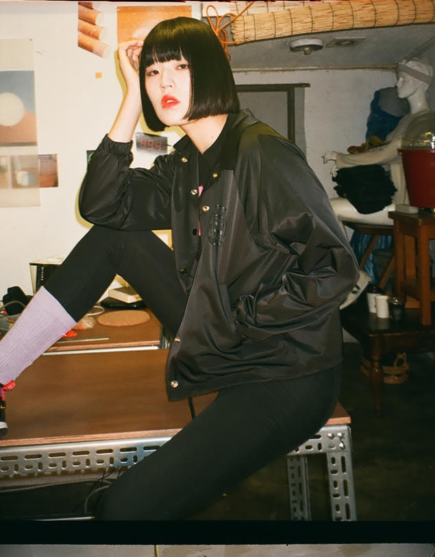 Korean streetwear brand you need to keep an eye on: NBSP via DNAMAG