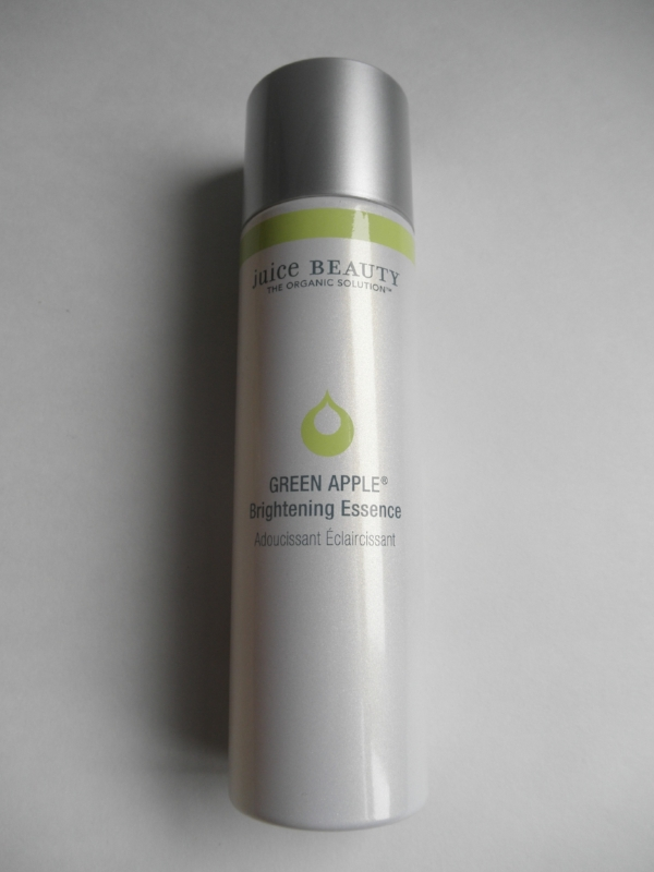 Review of Juice Beauty's Green Apple Brightening Essence