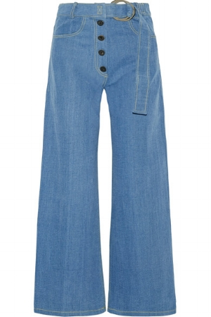 - EMILY HIGH-RISE WIDE LEGGED JEANS