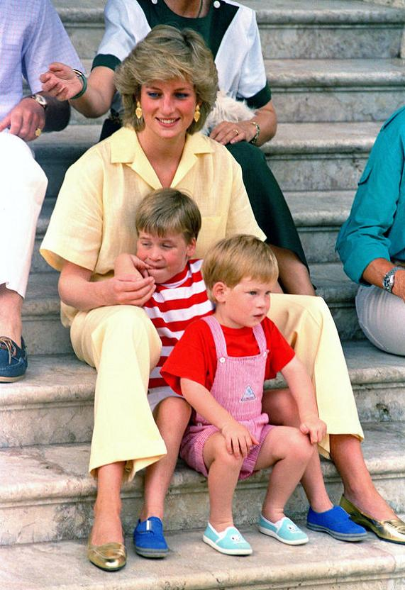 What Princess Diana gave us ... via DNAMAG