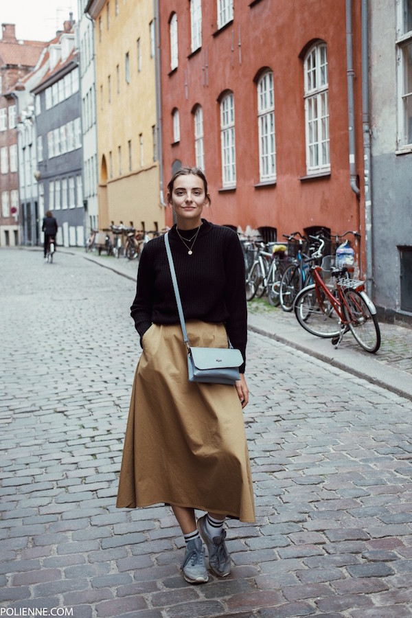Best Dressed Bloggers: Polienne via DNAMAG