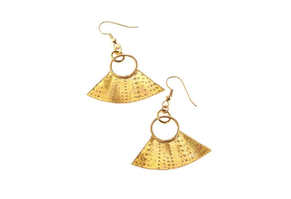 - HERA EARRINGS / Salty Fox Jewelry $110