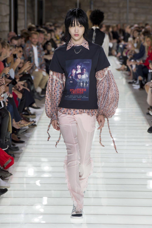 Louis Vuitton Spring 2018 via DNAMAG