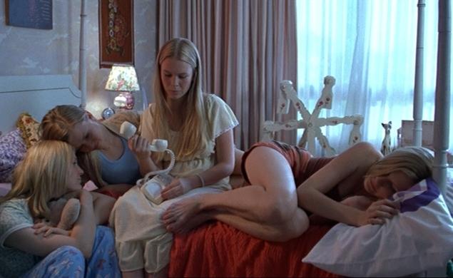 Favorite stills from Sofia Coppola films via DNAMAG