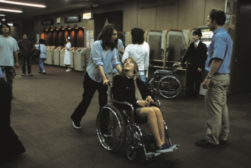 Behind the scenes, 'Lost in Translation'