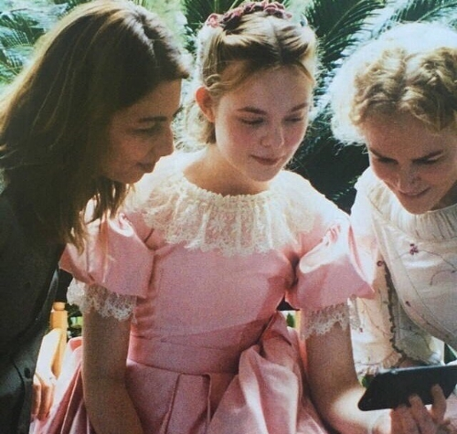 Behind the scenes; 'The Beguiled'