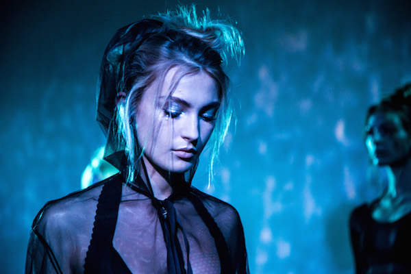 Interview w/Katie Gallagher / SS18 via DNAMAG (ph: Veselina Tsankova)