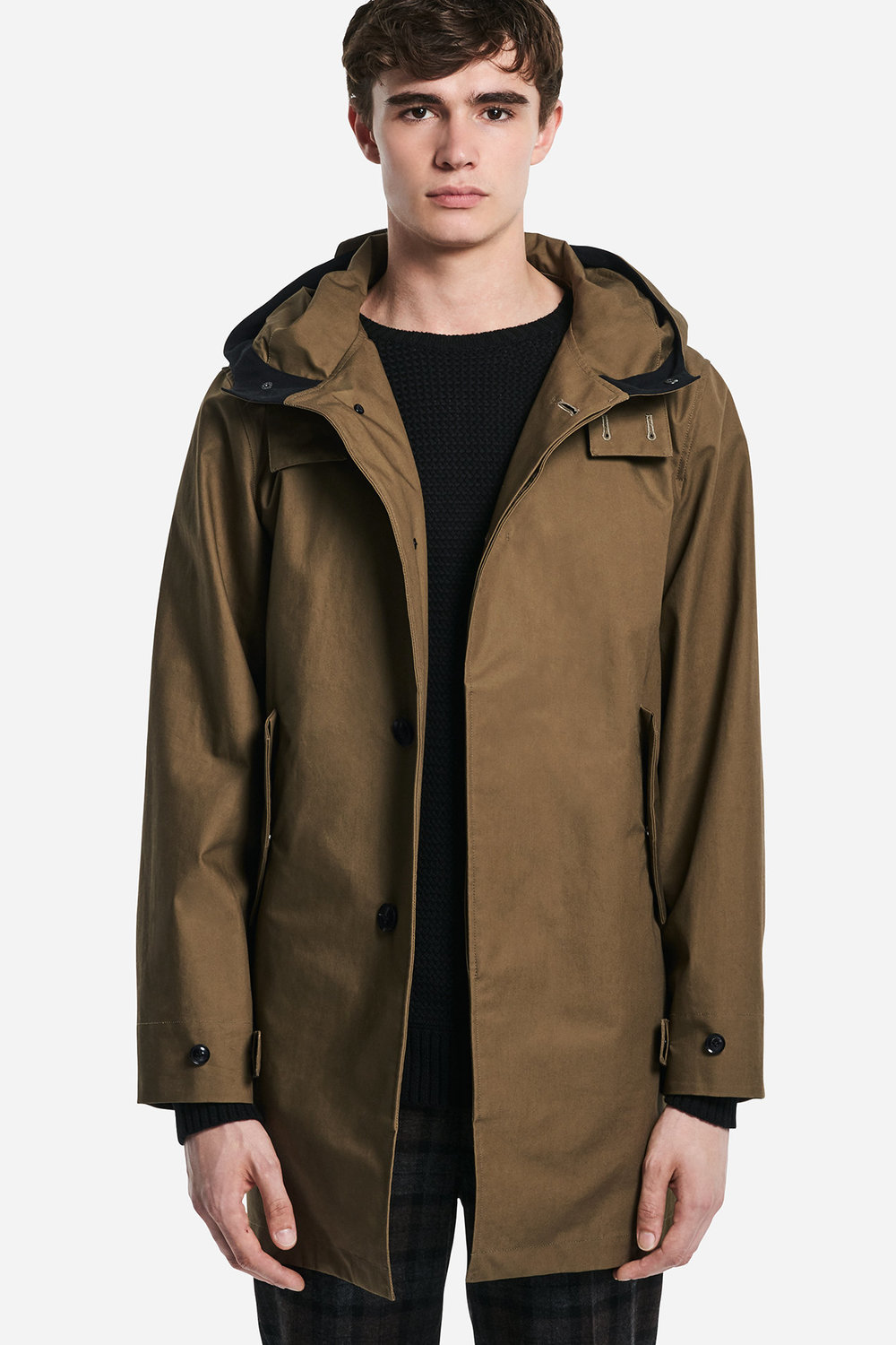 - NATHAN FISHTAIL PARKA / Saturdays NYC