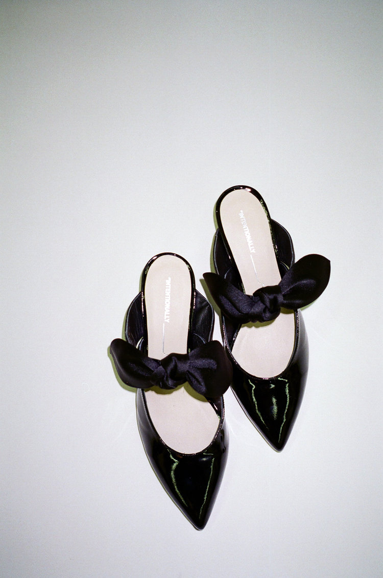 - MARDI GRAS PUMP / Intentionally Blank $190 *photo by Lisa Says Gah