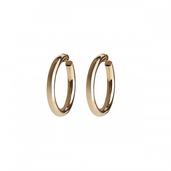 - BABY SAMIRA HOOPS / Jennifer Fisher Jewelry $350