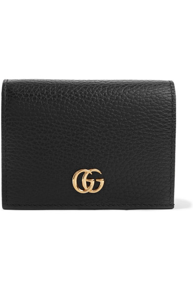 - MARMONT TEXTURE WALLET / Gucci $370