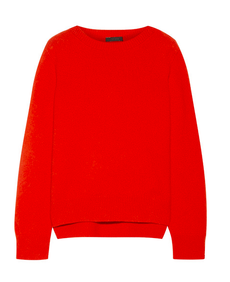 - ELLET WOOL & CASHMERE BLEND  SWEATER / The Row $890