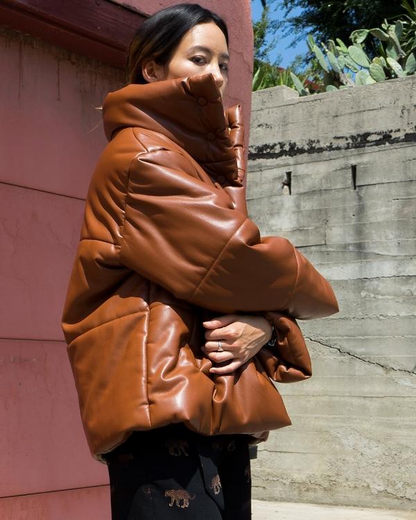 Best in puffer coats via DNAMAG