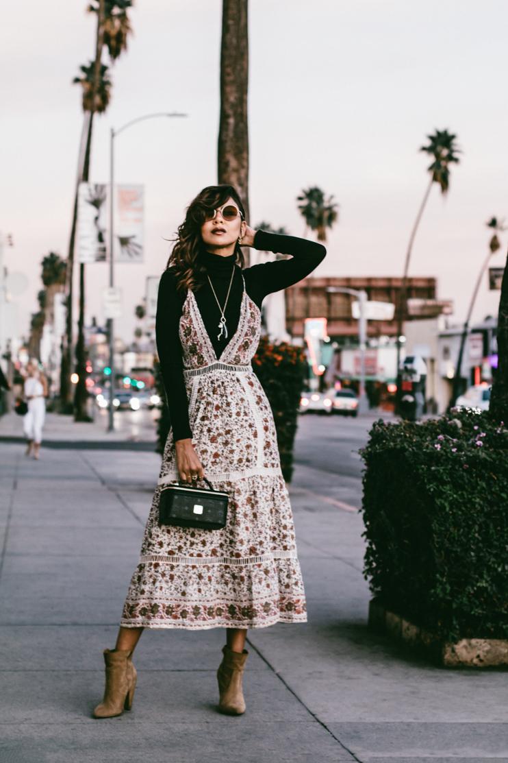 - Winter in Los Angeles / Stuff She Likes