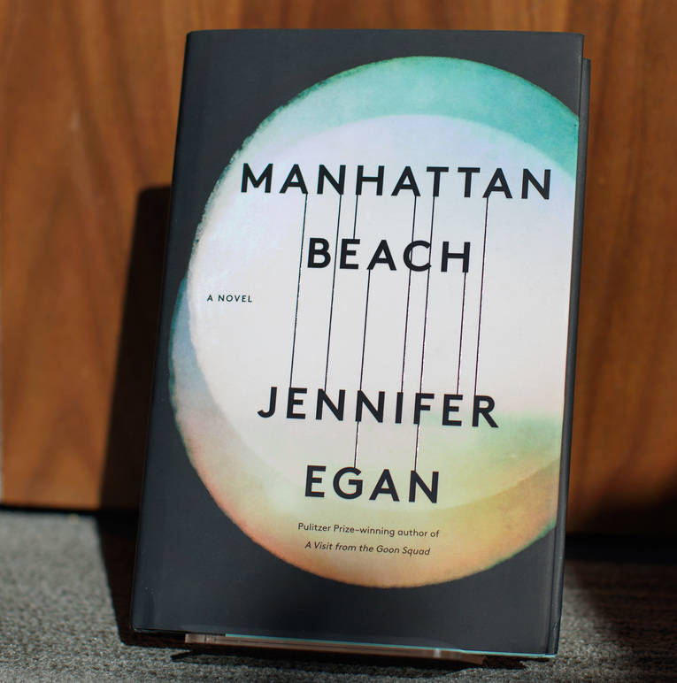 - MANHATTAN BEACH; A NOVEL / Jennifer Egan $17 *From an extraordinary Pulitzer Prize winning author, this book is already long-listed for the National Book Award for Fiction.