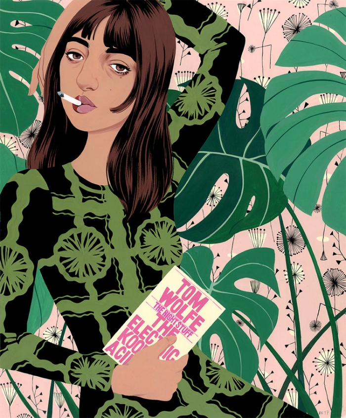 Artist to watch: Bijou Karman // DNAMAG
