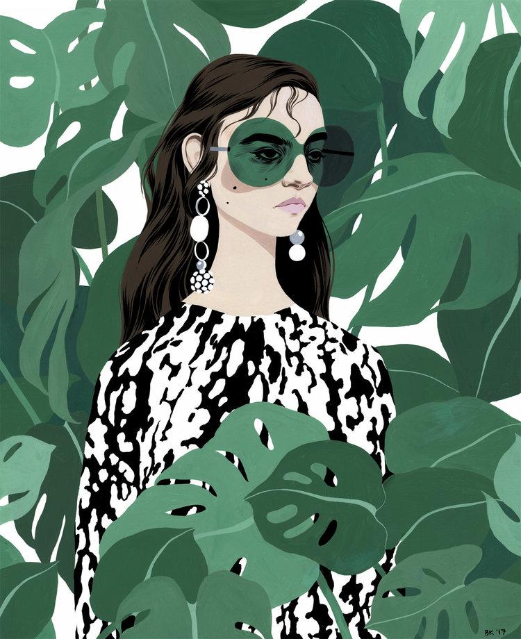 Artist to watch: Bijou Karman