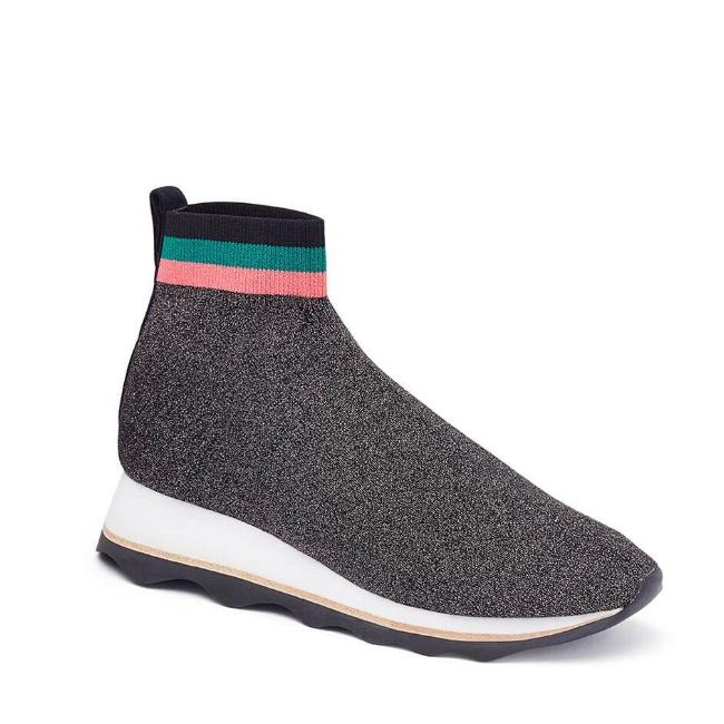 Hey there knit sneaker! Shop Loeffler Randall.