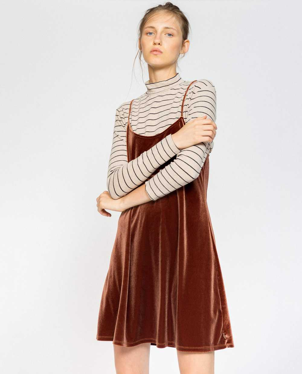 What we want at Tictail: Friday's Project 'velvet slip dress'