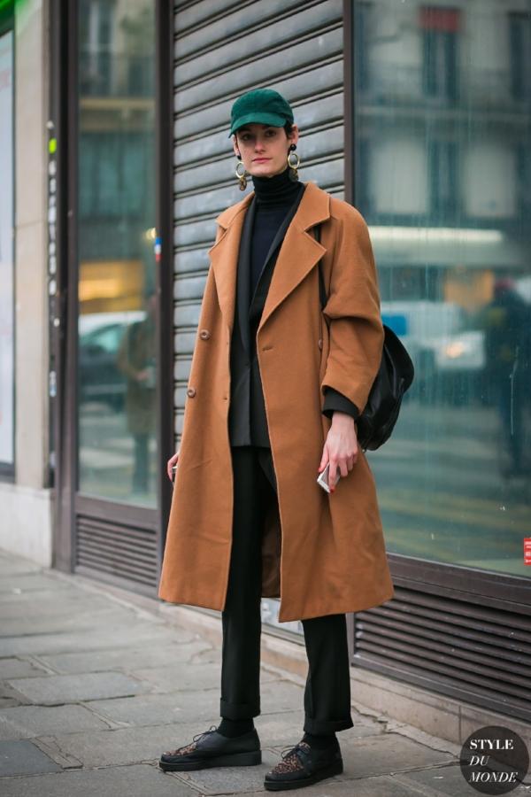 Sarah Boursin off-duty style // DNAMAG