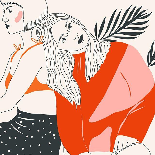 illustrator Michelle Mildenberg // DNAMAG