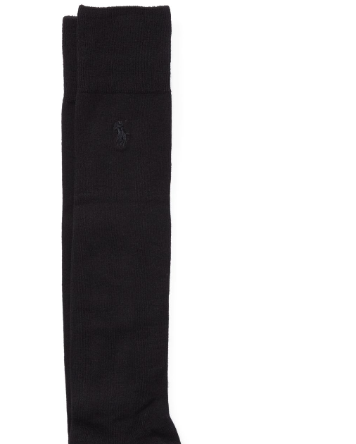 - LONG SOCKS.STRETCH KNEE-HIGH-SOCKS / Ralph Lauren $14