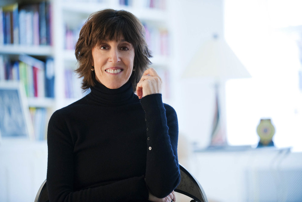 NORA EPHRON.   - The matron saint of female directors. She blessed us with a bevy of tales of New York City, Seattle and brought us into modern days of digital dating.