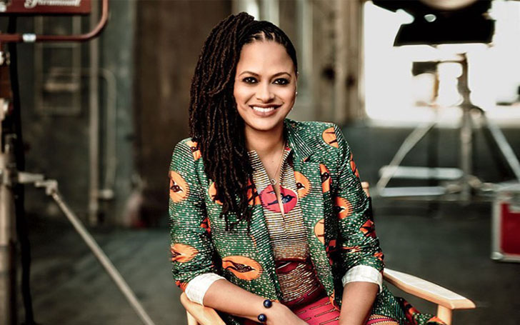 AVA DUVERNAY. - She is already a legend in her own making. Not only as the first black female director to be nominated for an Oscar (
