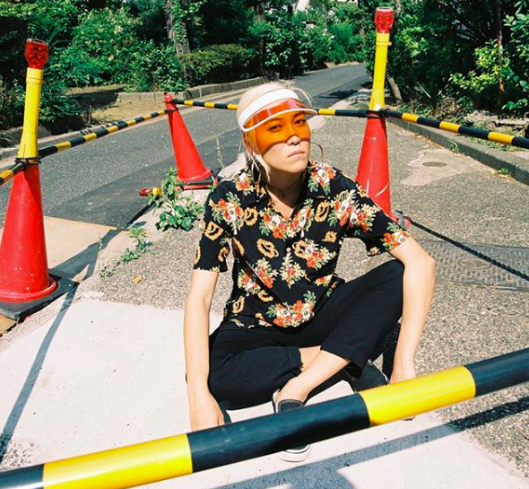 Model turned photographer Cailin Hill-Araki captures Tokyo street-fashion // DNAMAG