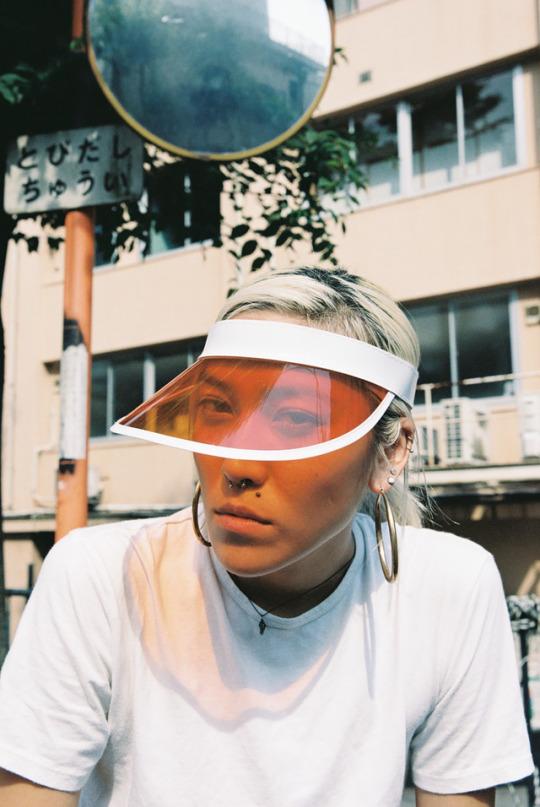 Model turned photographer, Cailin Hill Araki shoots Tokyo // DNAMAG