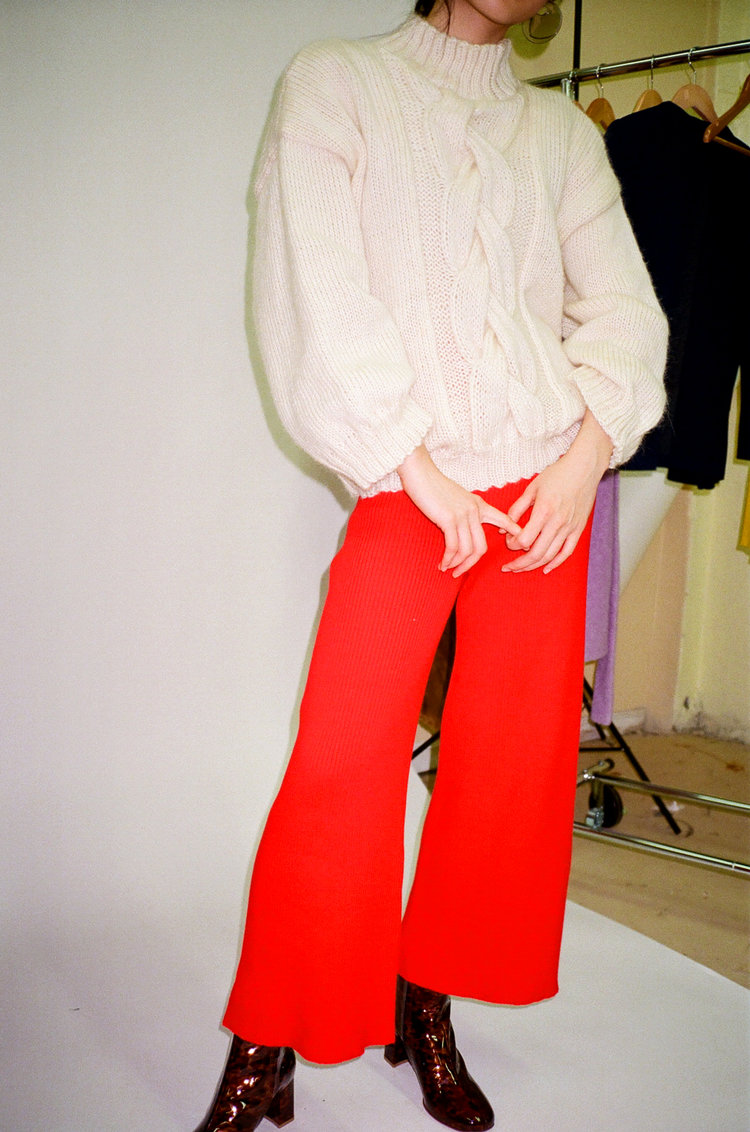 - NELLIE PANT / Mara Hoffman available at Lisa Says Gah $350