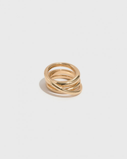 - TROIS RING / MM Druck available at The Dreslyn $207