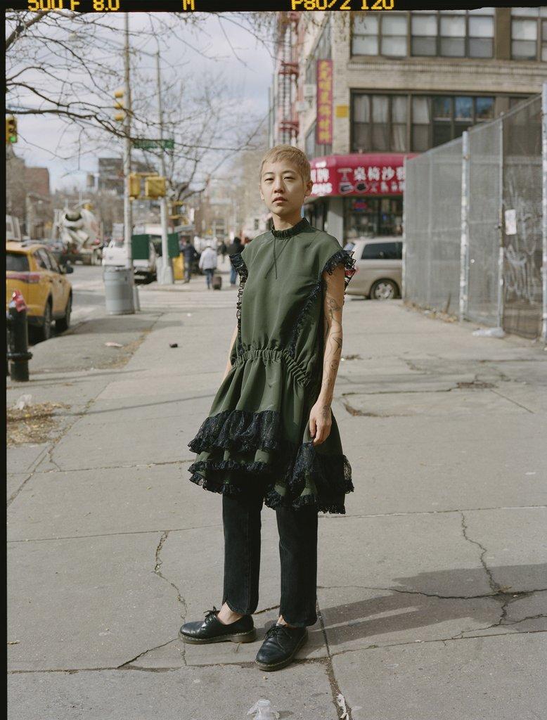 Sandy Liang FW18 NYFW // DNAMAG
