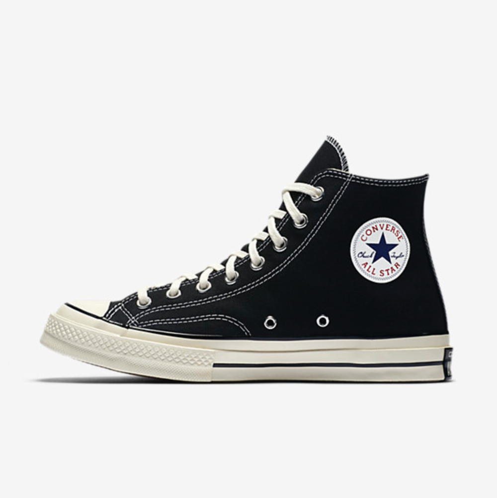 - CHUCK 70 HIGH TOP / Converse $85 available at Nike