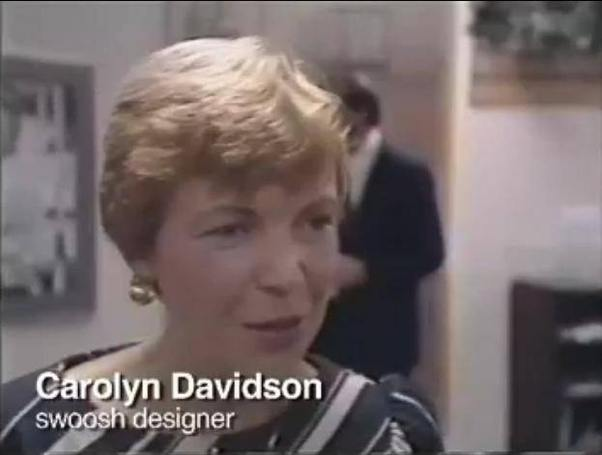 The Mother of the Nike Swoosh: Carolyn Davidson // DNAMAG