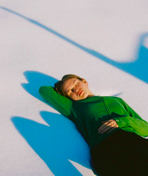 Girl to know: photographer/artist Luna Martin // DNAMAG