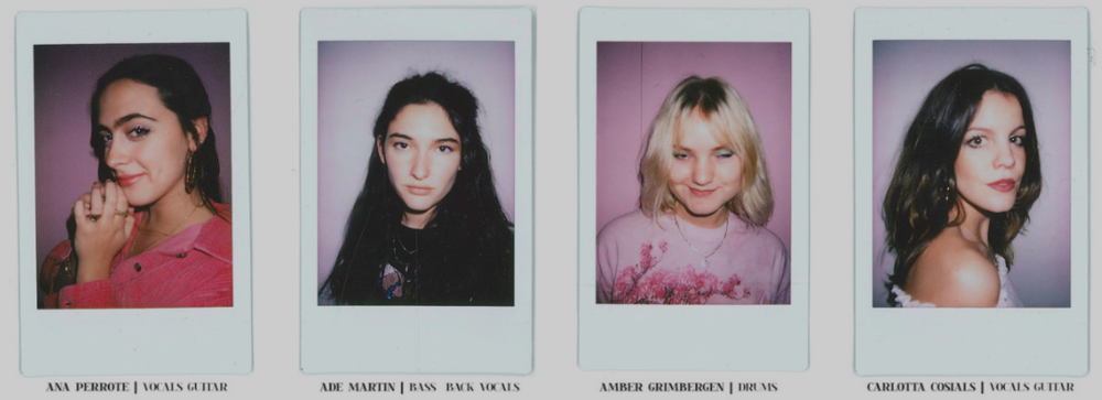 favorite girl band: Hinds // DNAMAG