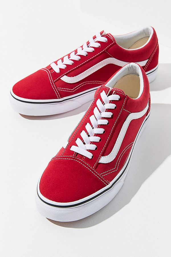 - Vans / Old Skool Suede + Canvas Sneaker