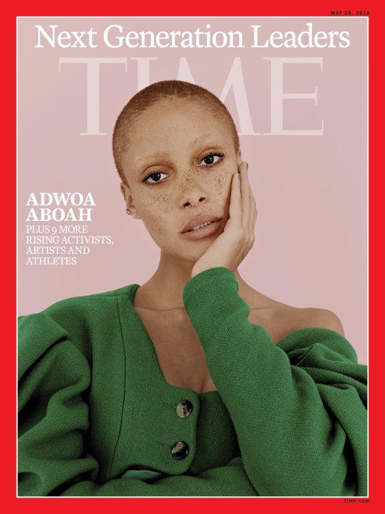 Adwoa Aboah - Next Generation