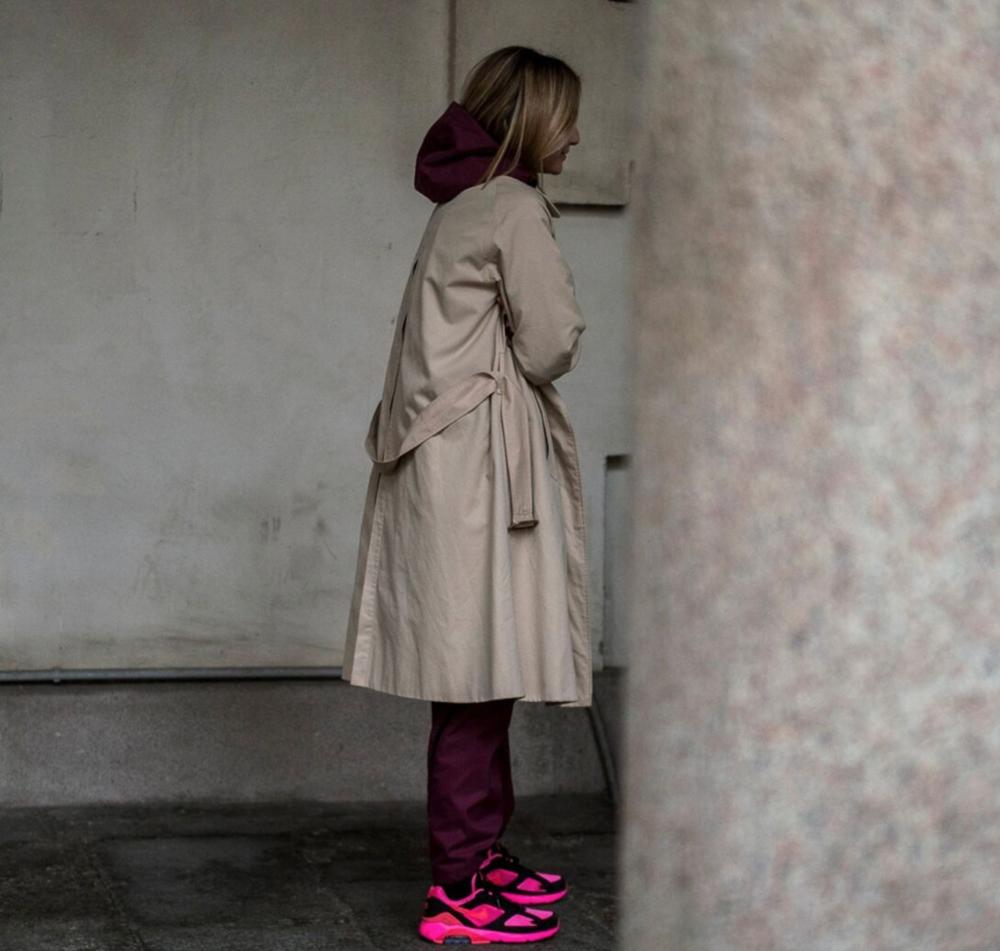 Milan Fashion Week street-style via Hypebeast