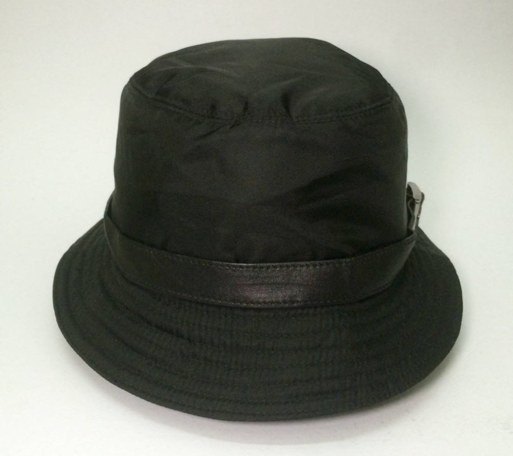 - NYLON BUCKET HAT / Prada $135