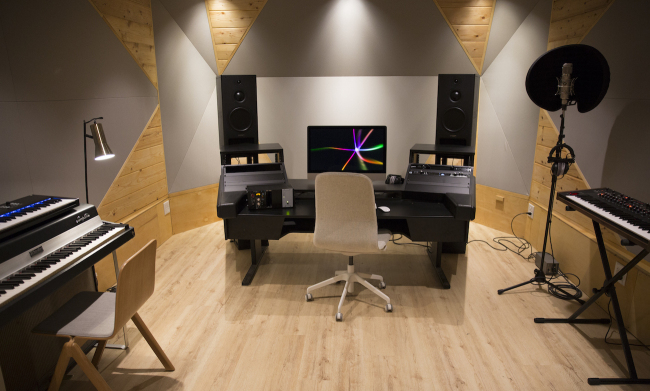 Future Classic x Dropbox studio // DNAMAG