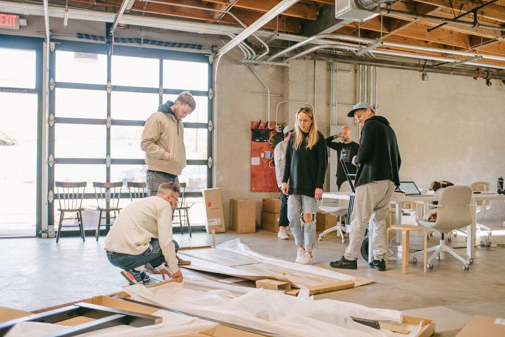 Future Classic x Dropbox Studio in Los Angeles // DNAMAG