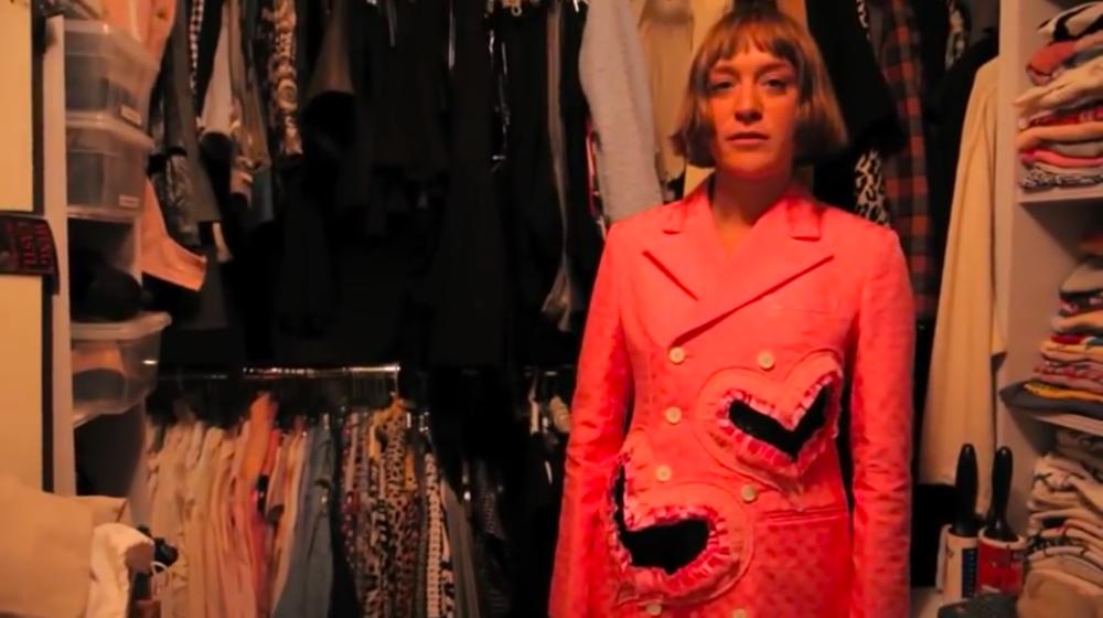 Inside Chloë Sevigny's closet