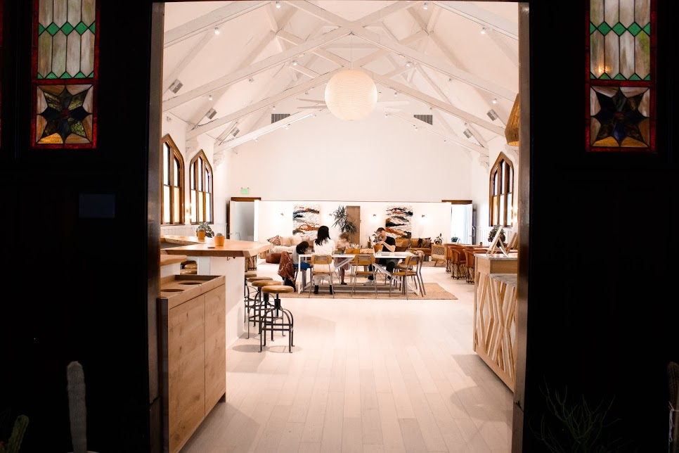 The Assembly, a women's clubhouse in San Francisco // DNAMAG